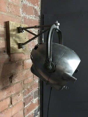 Single Wall Bracket For Stage Lights Theatre Lamps - Strand Electric Patt 23 123