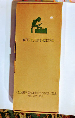 Ladies Small Rochester Cedar Shoe Trees 9811 Fits 4 - 6 1/2 New In Box