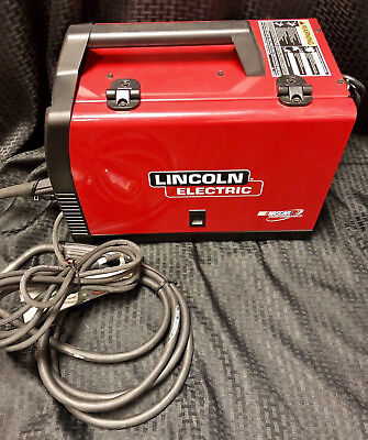 LINCOLN ELECTRIC PRO-MIG 140 Mig welder (Lot 19203