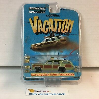 Wagon Queen Family Truckster Lampoons Vacation * Greenlight * BLOWOUT * ZA