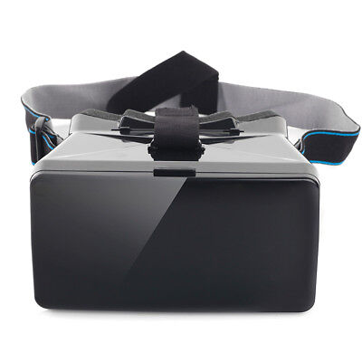 3D Virtual Reality VR Google Cardboard Glasses with Sucking Disk for iPhone K4M8