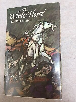 The White Horse by Robert Leeson 1st edition 1977