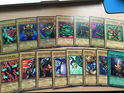 Ready? Yugioh McDonalds Pack Set MP1-001 Millennium Shield,Cosmo Queen Mp1-002+