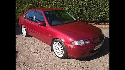Stunning Looking 2004 54 Reg Mg Zs 1.8 Petrol Half Leather Drives Superb