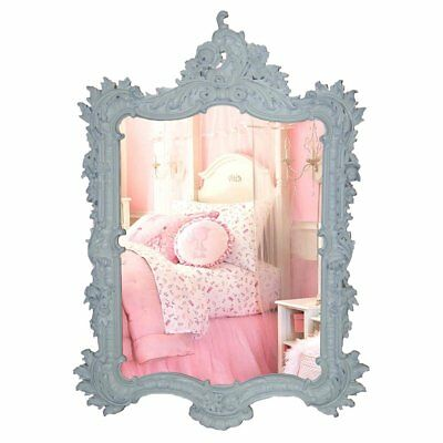Hickory Manor House Ornate English Wall Mirror - 27W x 38H in.
