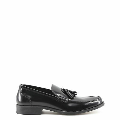 Mocassini Made in Italia MARCO Uomo Nero 73672 Scarpe Shoes
