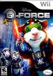 G-Force Nintendo Wii game