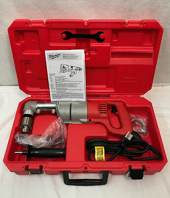"""NEW IN BOX  MILWAUKEE 1/2"""" Right angle CORDED Kit 3107-6 FREE SHIPPING"""