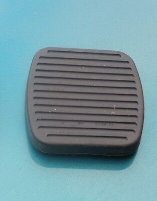 SAAB 900 classic CLUTCH BRAKE PEDAL RUBBER PAD  convertible injection SPG turbo