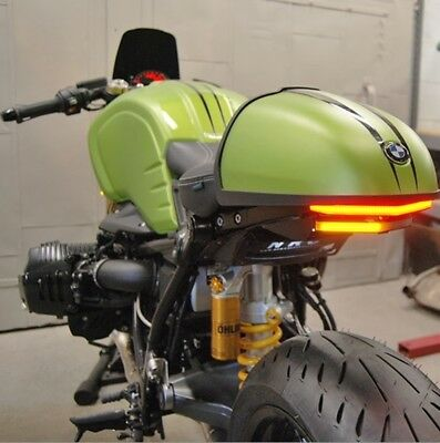 New Rage Cycles Fender Eliminator Kit With Led Turn Signals Bmw R Nine  T