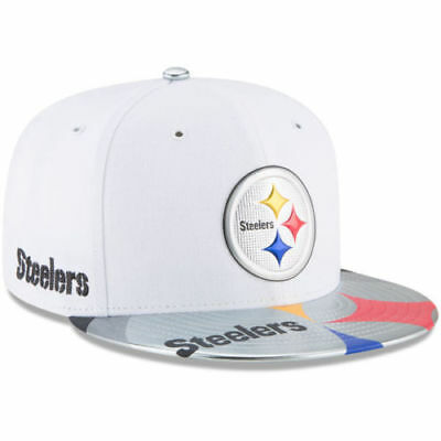 6a5bd0630 Pittsburgh Steelers New Era 59Fifty Official On Stage Draft Day Fitted Hat  7 3 8