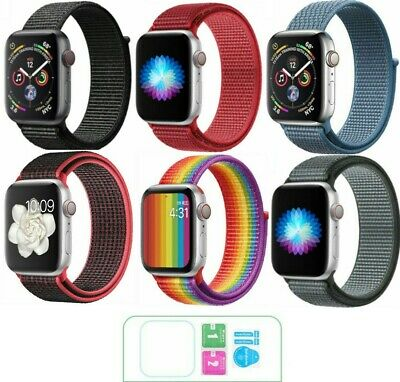 32edcc8e2c1 PREMIUM GUCCI SILICONE Apple Watch Band Red Green Black Style 42mm ...