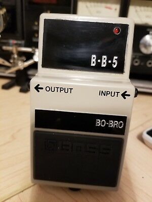Boss Bb5 Bo-Bro Dobro Sim Guitar Effect Pedal Collectors