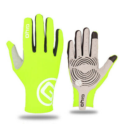 RockBros Cycling Bike Thick Pad Half Finger Gloves Sports Short Shockproof Mitts