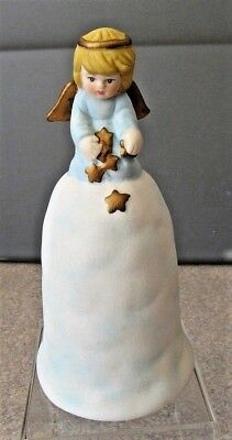 Knelling Angel Bell Collectible