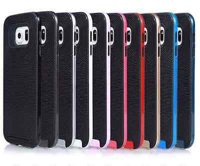 NEW Hybrid Crucial Bumper  For Samsung Galaxy S5/S6/S6 edge Phone Case Cover