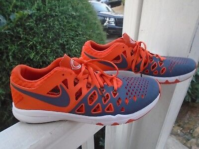 028a99f5 NIKE TRAIN SPEED 4 AMP Tigers LSU 711 Training Shoes 844102-711 size ...