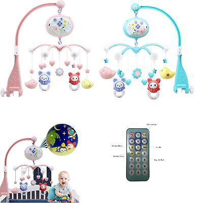 Baby Infant Crib Mobile Bed Bell Holder Musical Toy Hanger Arm Bracket Stent Toy