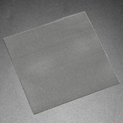 30 Mesh Stainless Steel Woven Wire 10 x 10cm Filtration Grill Sheet Filte Fine