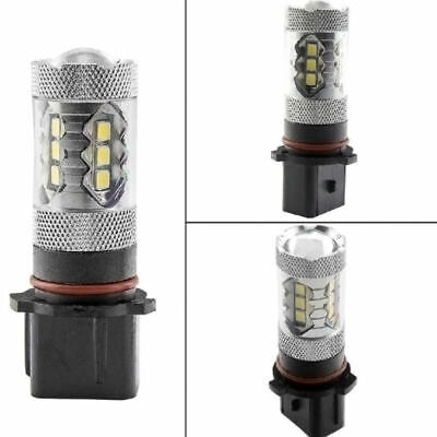 Quality 2pcs White 50w High Power P13w Cree Chips Led Bulbs For 2008-2012 Audi A4 Q5 Daytime Running Lights Superior In