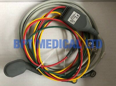 Zoll ECG Limb Leads Patient Cable 3-lead For X Series 8000-000896-12