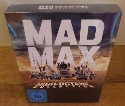 Mad Max High Octane Collection (exklusiv bei Amazon) [Blu-ray] [Limited Edition]