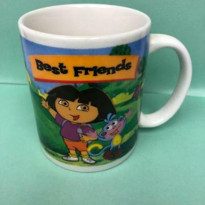 2005 Dora the Explorer & Friends Coffee/Cocoa Cup/Mug