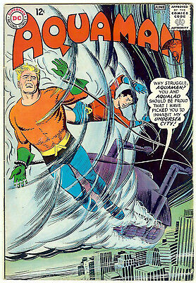 Aquaman #15 (DC 1964 vf- 7.5) guide value in this grade: $57.50 (£51.00)