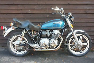 Honda CB750 A CB 750 A Automatic Winter Restoration Project