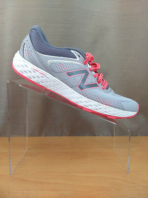 390cceffa88be Womens New Balance 520 ComfortRide Runner Gray Pink Size 9 B Lace Up  Sneakers