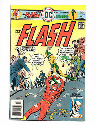 The Flash #241 (May 1976, DC) - Very Good