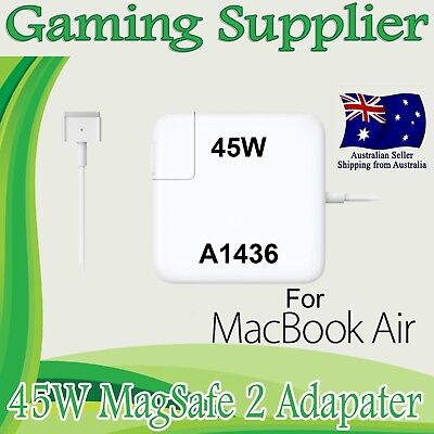 Power Supply AC Adapter OEM Charger For Apple MacBook Air 13 11 A1436 45W
