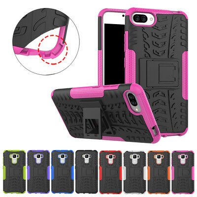 New Protective Shockproof Hybrid Rugged Hard Shell Case Cover For Asus Zenfone