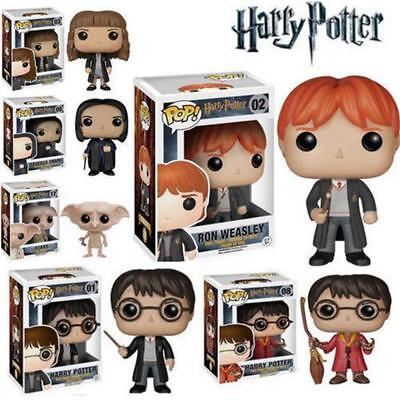 Funko Pop Harry Potter Hermione Granger Severus Vinyl Action Figure Toy Dolls