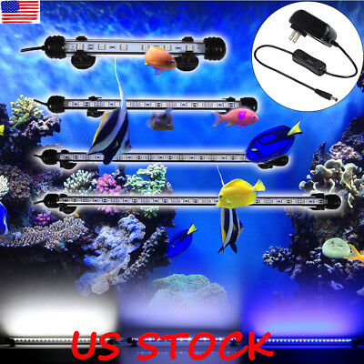 Led Strip Light White Blue Ip68 Submersible Aquarium Lights Fish Tank Lighting