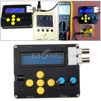 DDS FUNCTION SIGNAL Generator Sine Square Triangle Sawtooth