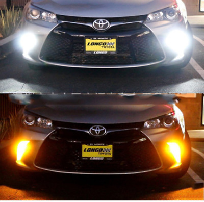 LASFIT 168 194 LED Rear Side Marker Light Bulbs for Toyota Camry 90-2006 12-2014