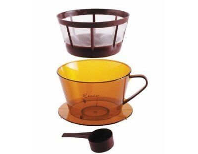 Kitchen Craft LeXpress Coffee Filter  Measuring Spoon- boxed