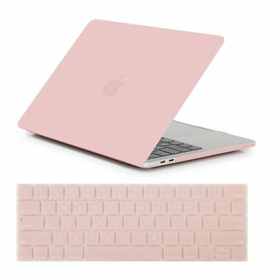 Se7enline 2016/2017/2018 MacBook Pro Case Smooth Matte Plastic Hard Cover