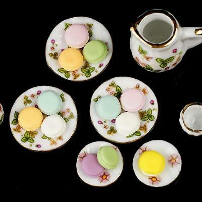 1:12 Doll House Accessories French Macarons Miniature Furniture Wholesale
