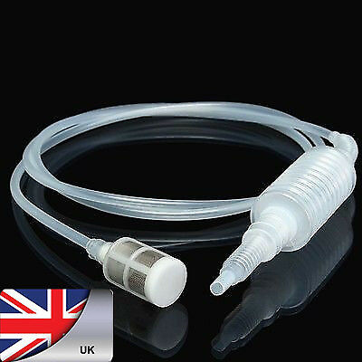2M Home Brew Syphon Tube Pipe Hose Siphon Filter For Hand Knead Wine Making TIK