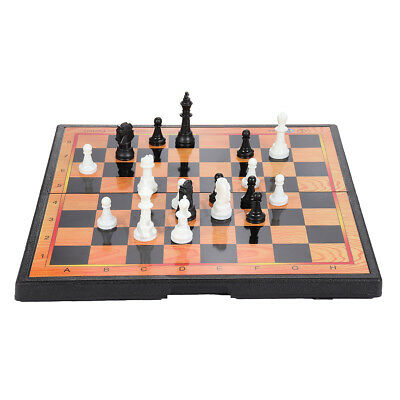 Magnetic Folding Chessboard Chess Board Set Portable Kids Game Toy S M L