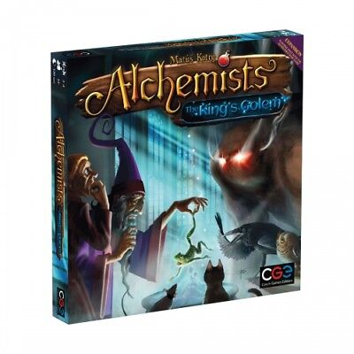 Alchemists - The King s Golem