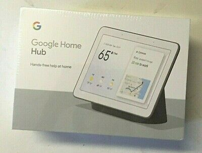 Google Home/Nest Hub Smart Assistant Brand New Retail Sealed