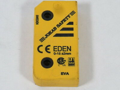 Jokab Safety EDEN EVA Safety Switch 0-15mm  USED