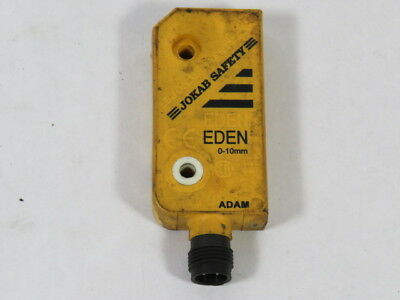 Jokab Safety EDEN ADAM Safety Switch 0-10mm  USED