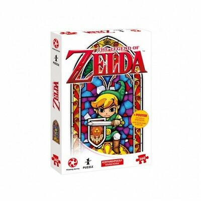 Puzzle - Zelda Link-The Hero of Hyrule, 360 pc