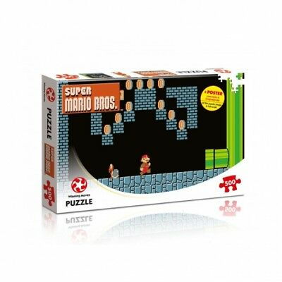 Puzzle - Super Mario Bros. Underground Adventures (500pcs)