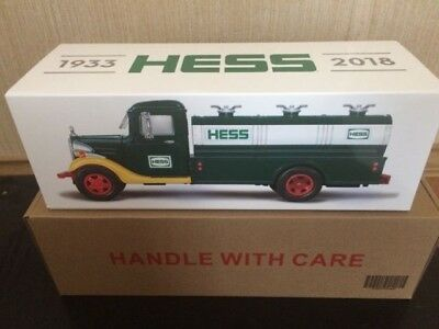 2018 Hess Truck 85th Anniversary SPECIAL Edition