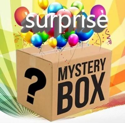 Mysteries Box! $30 ALL NEW - *Anything Possible*  No Junk or Trash!  Xmas gift!